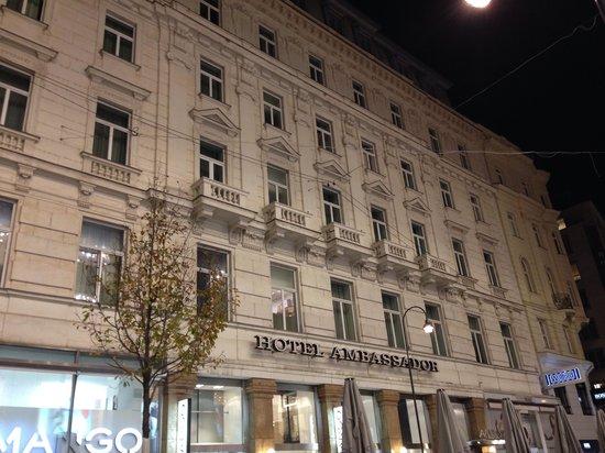 Hotel Ambassador: Albergo in pieno Centro