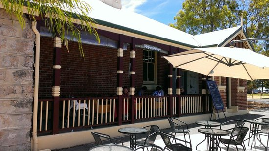 The Old Post Office Tearooms, Busselton  - Picture of Old