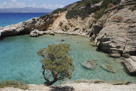 Istro Beach: такие лагуны есть