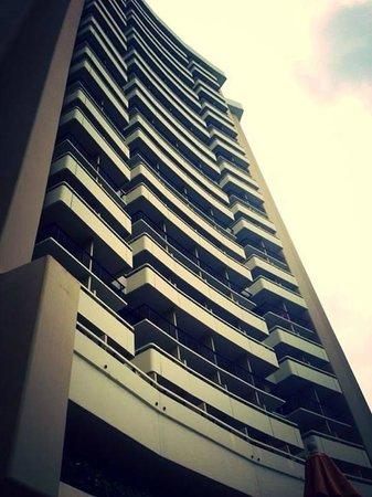 The Sheraton Waikiki Building