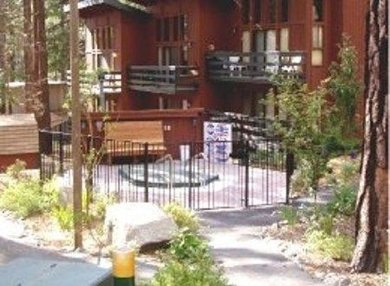 Heavenly Valley Base Area Condos by Accommodation Station: Health Club