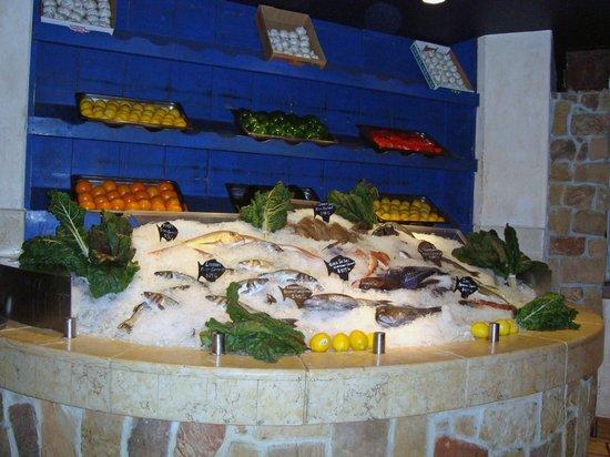 Estia : Fresh fish