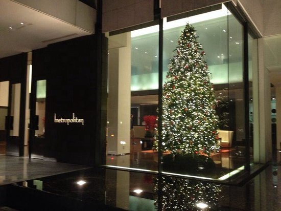 COMO Metropolitan Bangkok : Beautiful stylish hotel