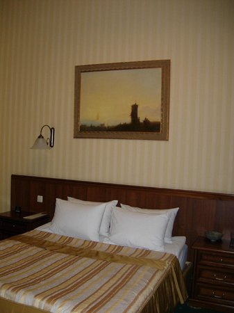 Hotel Ayvazovsky : A room