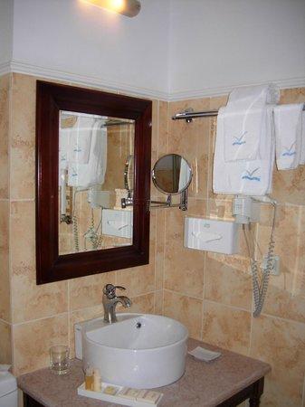 Hotel Ayvazovsky : A bathroom