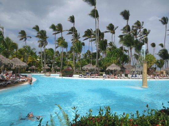 Meliá Caribe Tropical: Awesome pool