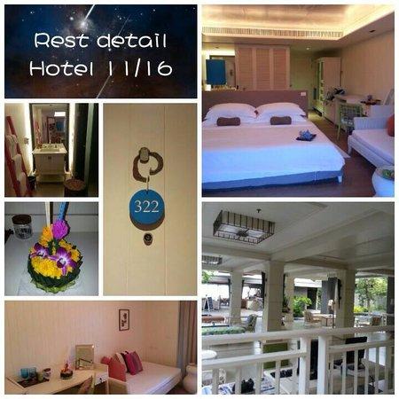 Rest Detail Hotel Hua Hin: room