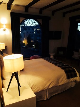 Palihouse Santa Monica : Room 310. Great view! This pic doesn't do it justice.