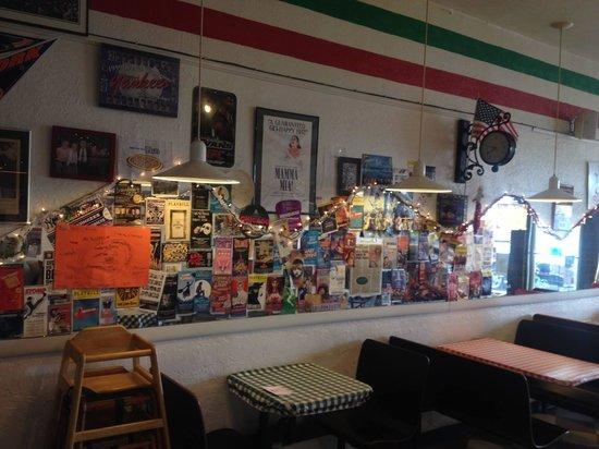 Giovanni's Pizza: A pizza oasis!