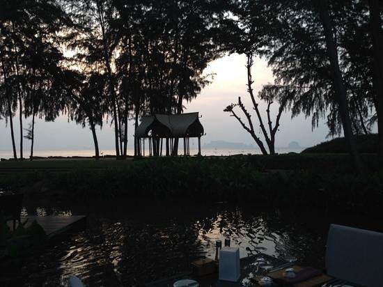 Phulay Bay, A Ritz-Carlton Reserve: Beautiful view at dusk