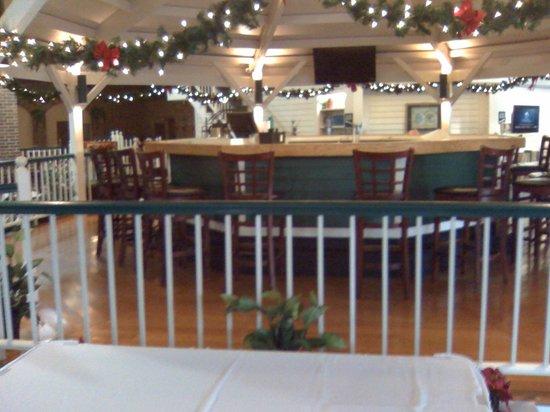 Holiday Inn Fond Du Lac: Bar in rec area