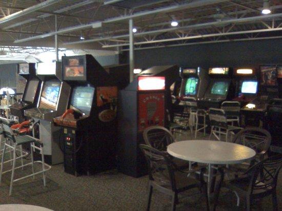 Holiday Inn Fond Du Lac: Arcade