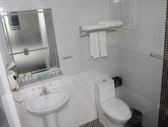 Super 8 Beijing MA Jia Pu Jiao Men: Bathroom