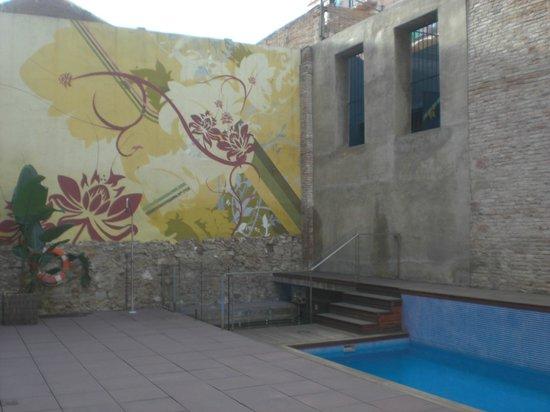 Onix Liceo Hotel: vista piscina