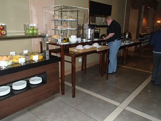 The Westin Valencia: Breakfast