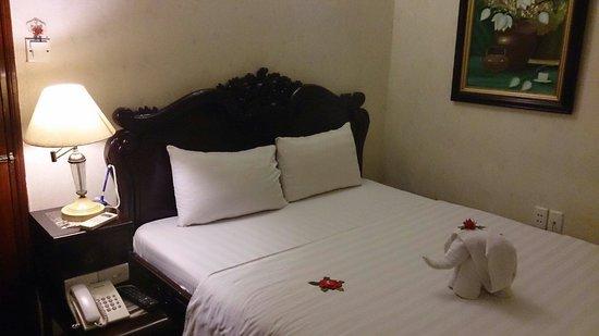 Hanoi 3B Hotel: Cozy room