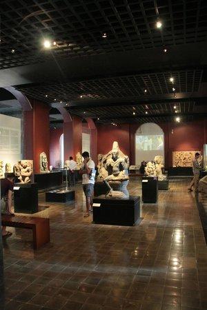 Chhatrapati Shivaji Maharaj Vastu Sangrahalaya: Una sala della collezione di scultura