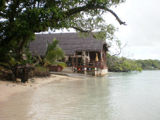 Lope Lope Lodge: main restaurant