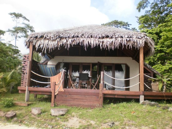 Lope Lope Lodge: my bungalow