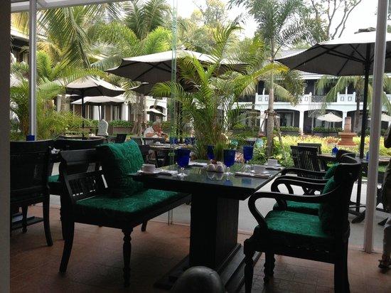 Shinta Mani Angkor: Dining Room
