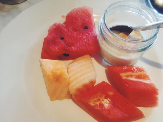 Tenface Bangkok : breakfast