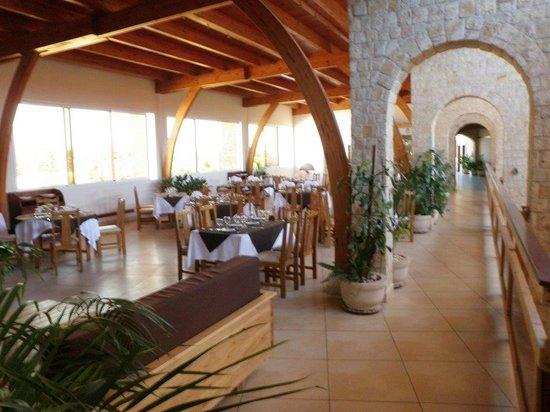 Moringa Hotel: Le restaurant