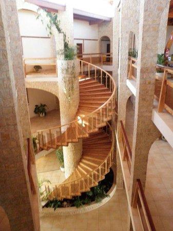 Moringa Hotel: Hall principal