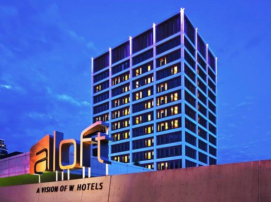 Aloft Tulsa Downtown