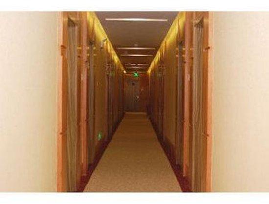 Super 8 Hotel Handan Xue Bu Qiao: Hallway