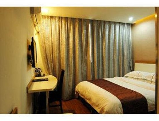 Super 8 Hotel Handan Xue Bu Qiao: King Bed Room