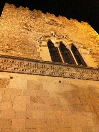 Palazzo Corvaja : Fantastic view