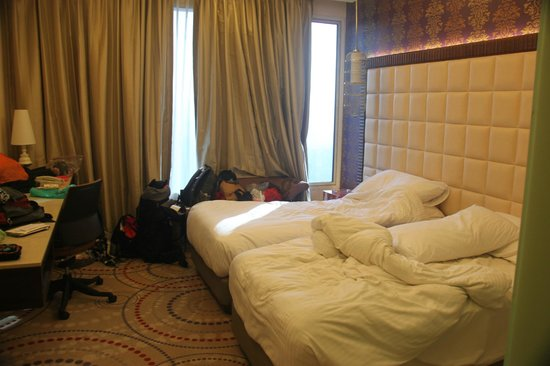 The Metropolitan Hotel & Spa New Delhi: Room