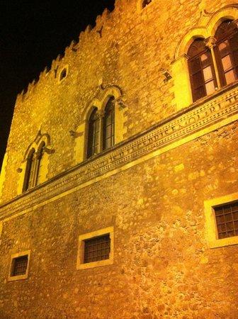 Palazzo Corvaja: Fantastic view