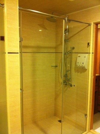 T Hotel Kaohsiung : Bathroom