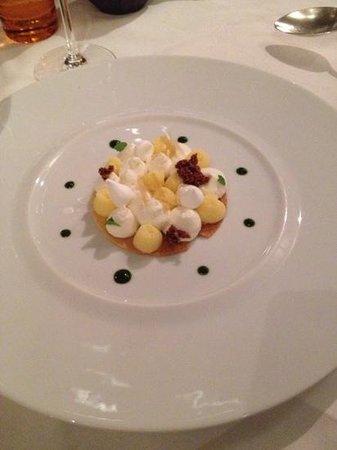 Les tablettes Jean Louis Nomicos: tarte citron