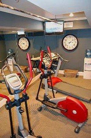 The James Madison Inn: Gym