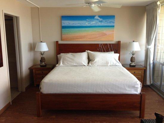 Mana Kai Maui: master bedroom