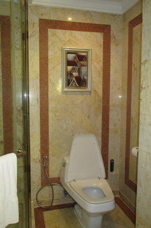 InterContinental Bangkok: Room detail 04