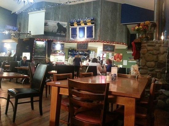 The Mayfair Cafe: Mayfair Cafe