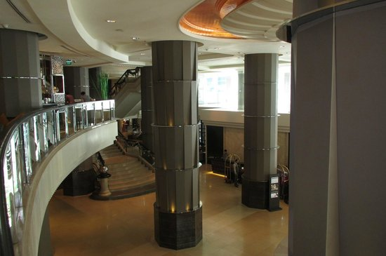 InterContinental Bangkok: lobby 01