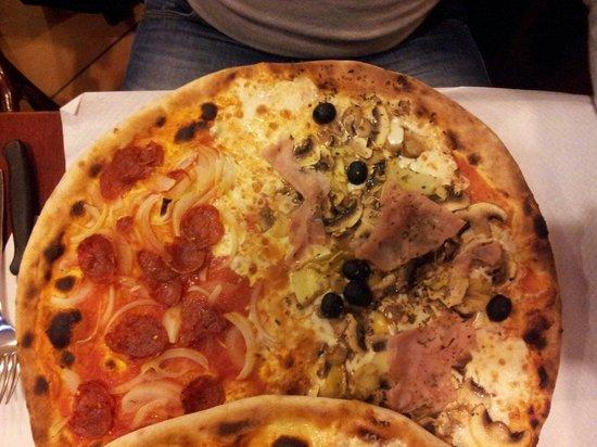 La Padellaccia : Pizza a piacere