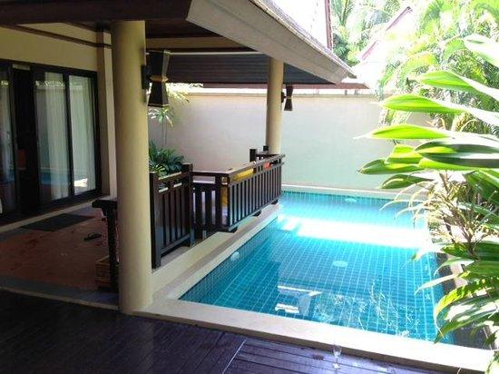 Phuket Marriott Resort & Spa, Naiyang Beach : Pool villa