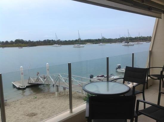 Noosa Harbour Resort : Awesome Views