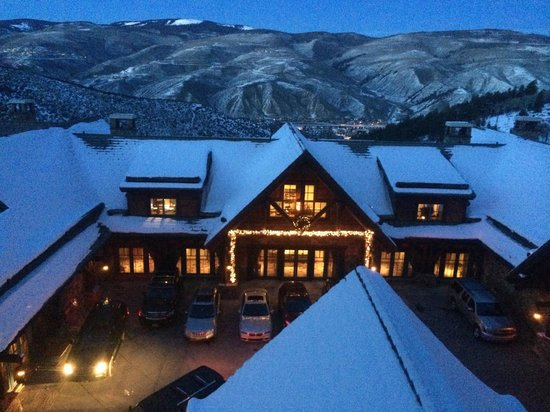 The Ritz-Carlton, Bachelor Gulch : Front Porch