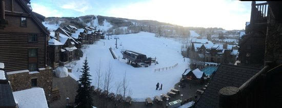 The Ritz-Carlton, Bachelor Gulch : Convenient hotel ski lift