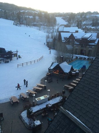 The Ritz-Carlton, Bachelor Gulch: Balcony View