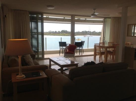 Noosa Harbour Resort : So Relaxing