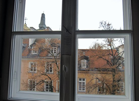 Mamaison Hotel Le Regina Warsaw: View from the room