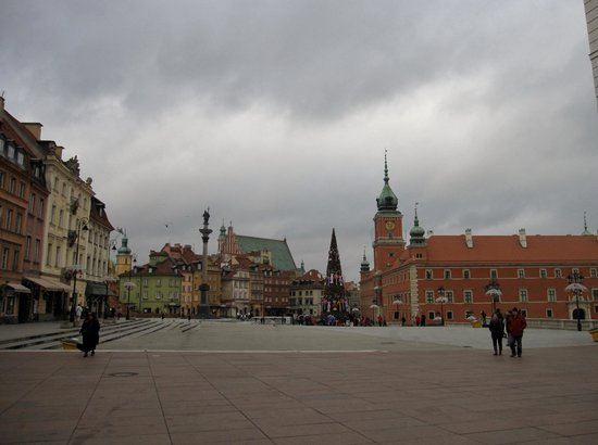 Mamaison Hotel Le Regina Warsaw: Nice view in the city