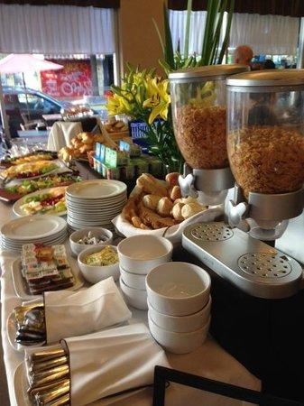 BA Sohotel : Breakfast buffet